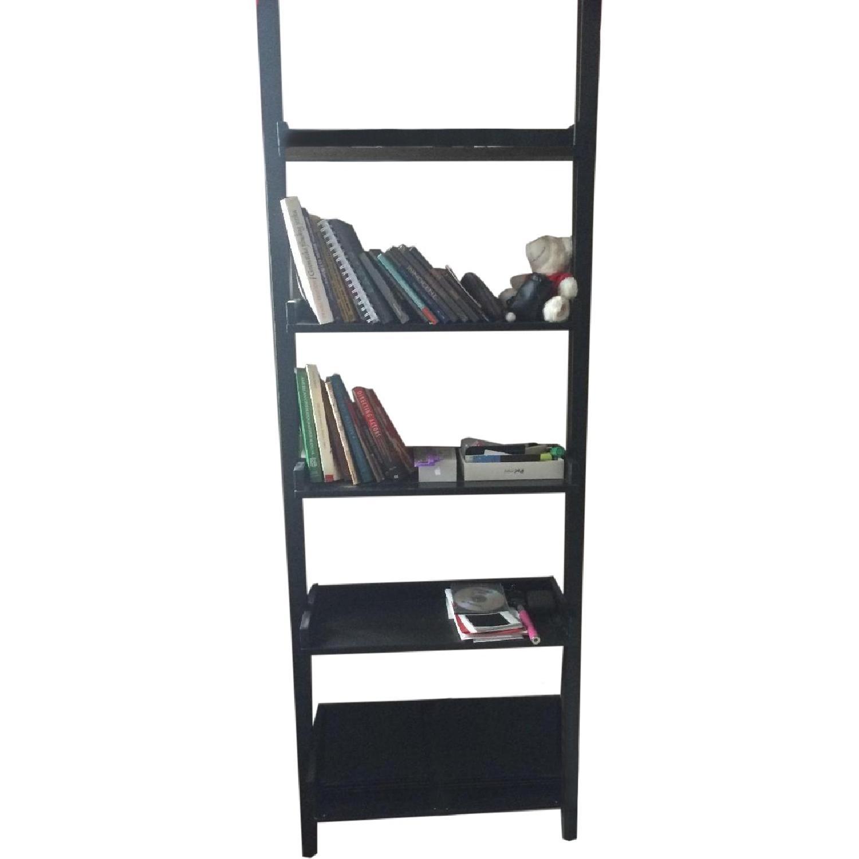Ikea Ladder Shelf Aptdeco