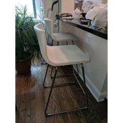 Bernhard Chair Review Free Church Chairs Donation Ikea White Leather Bar Stools W Backrest Aptdeco