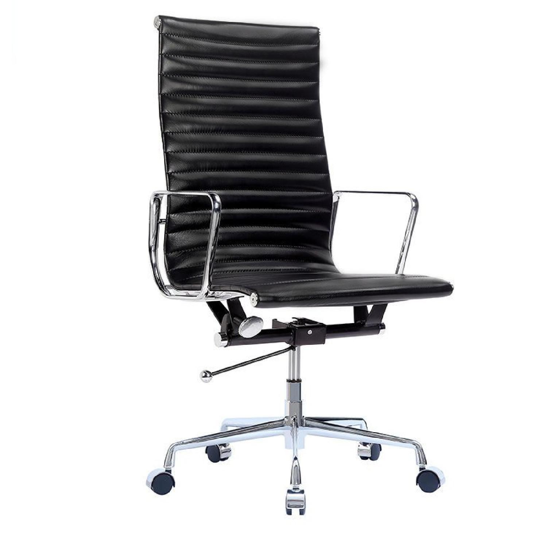 Eames Ribbed Executive Chair  AptDeco