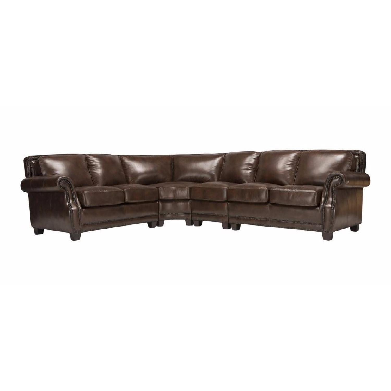 restoration hardware sectional sofa review bryant raymour & flanigan ramona 4 piece - aptdeco