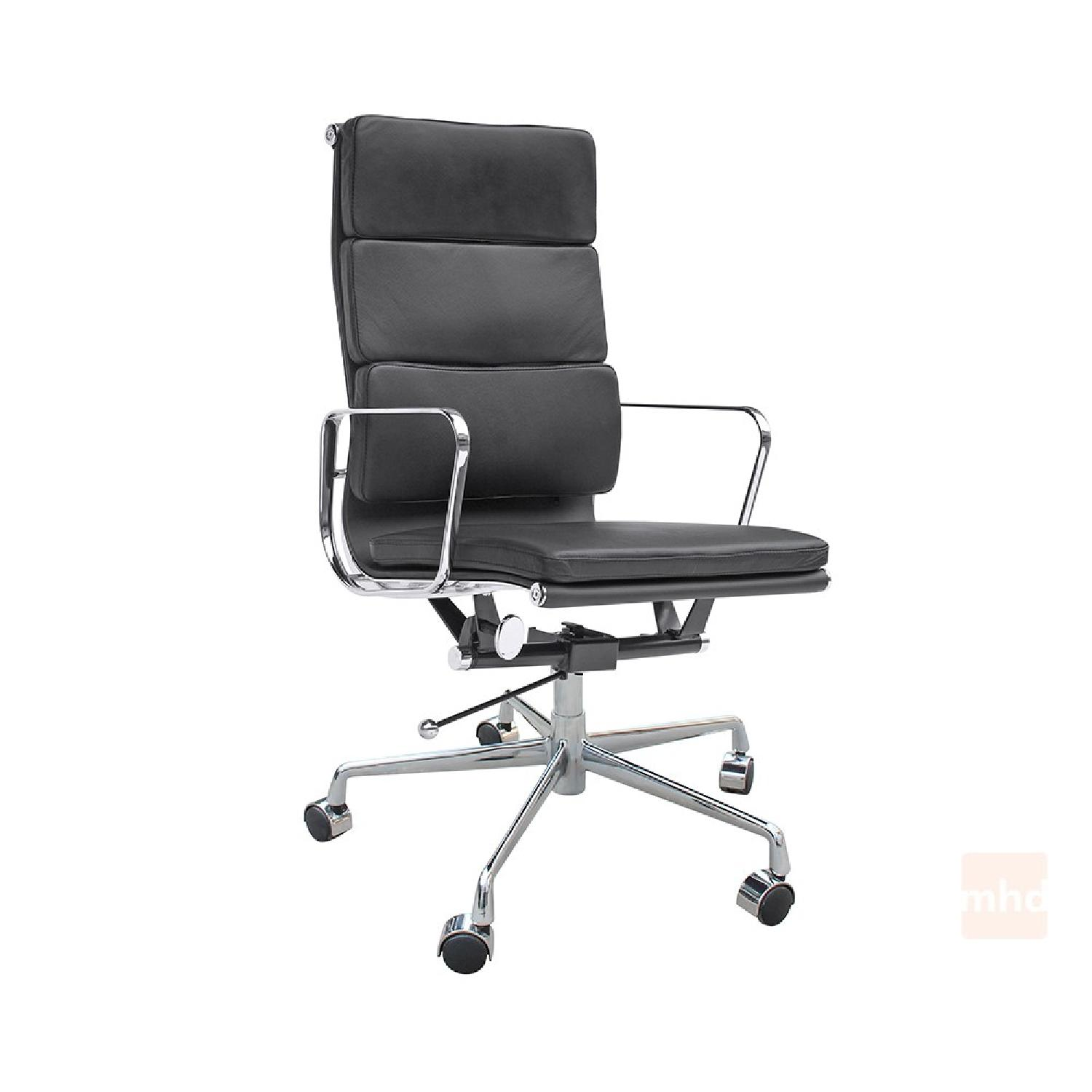 eames management chair replica nicole miller chairs home goods softpad executive aptdeco