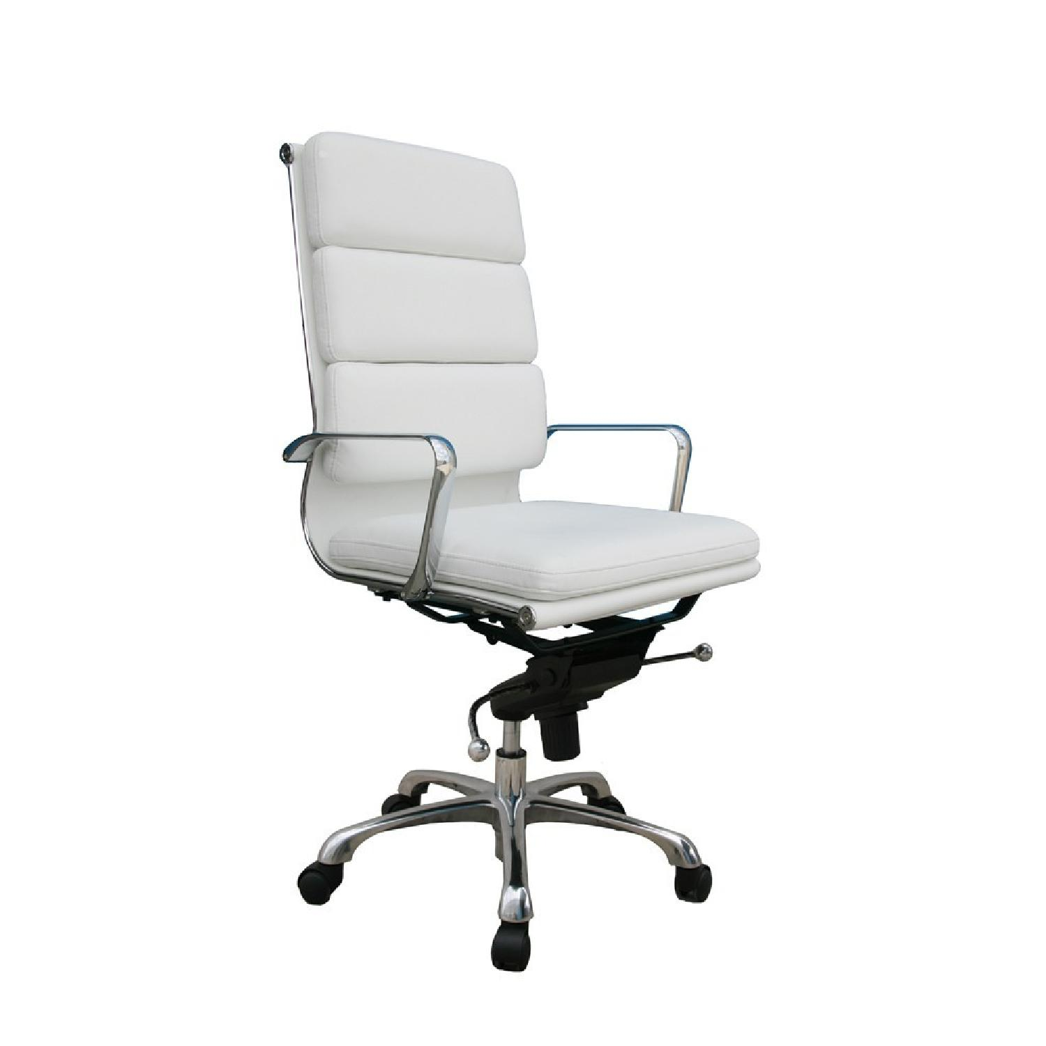 office chairs white leather folding camping with canopy high back chair aptdeco