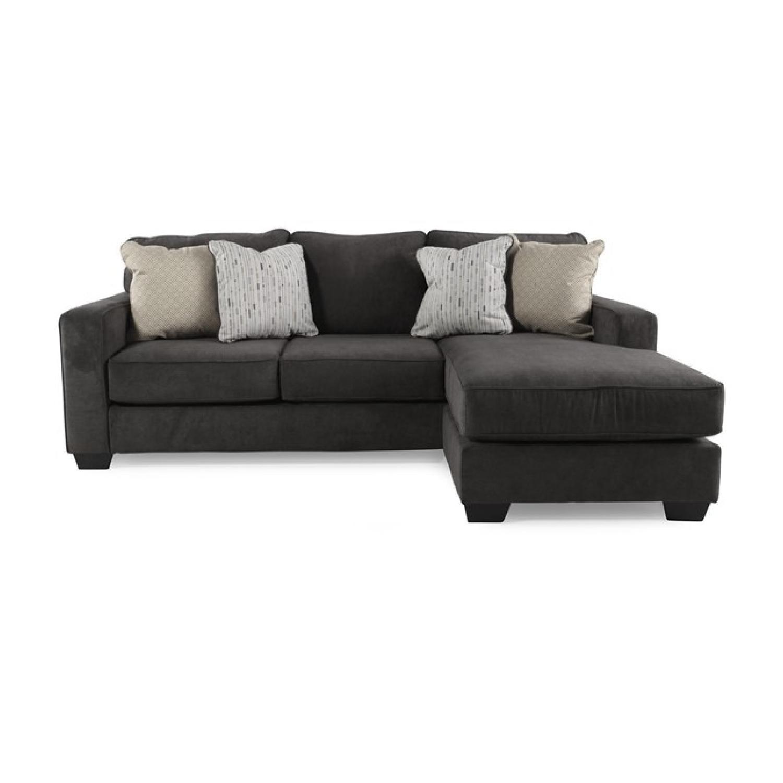 jennifer convertible sofas on sale orange sofa convertibles modern sectional w reversible aptdeco