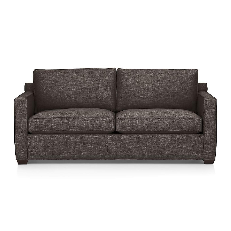 crate and barrel davis sofa leather repair red aptdeco