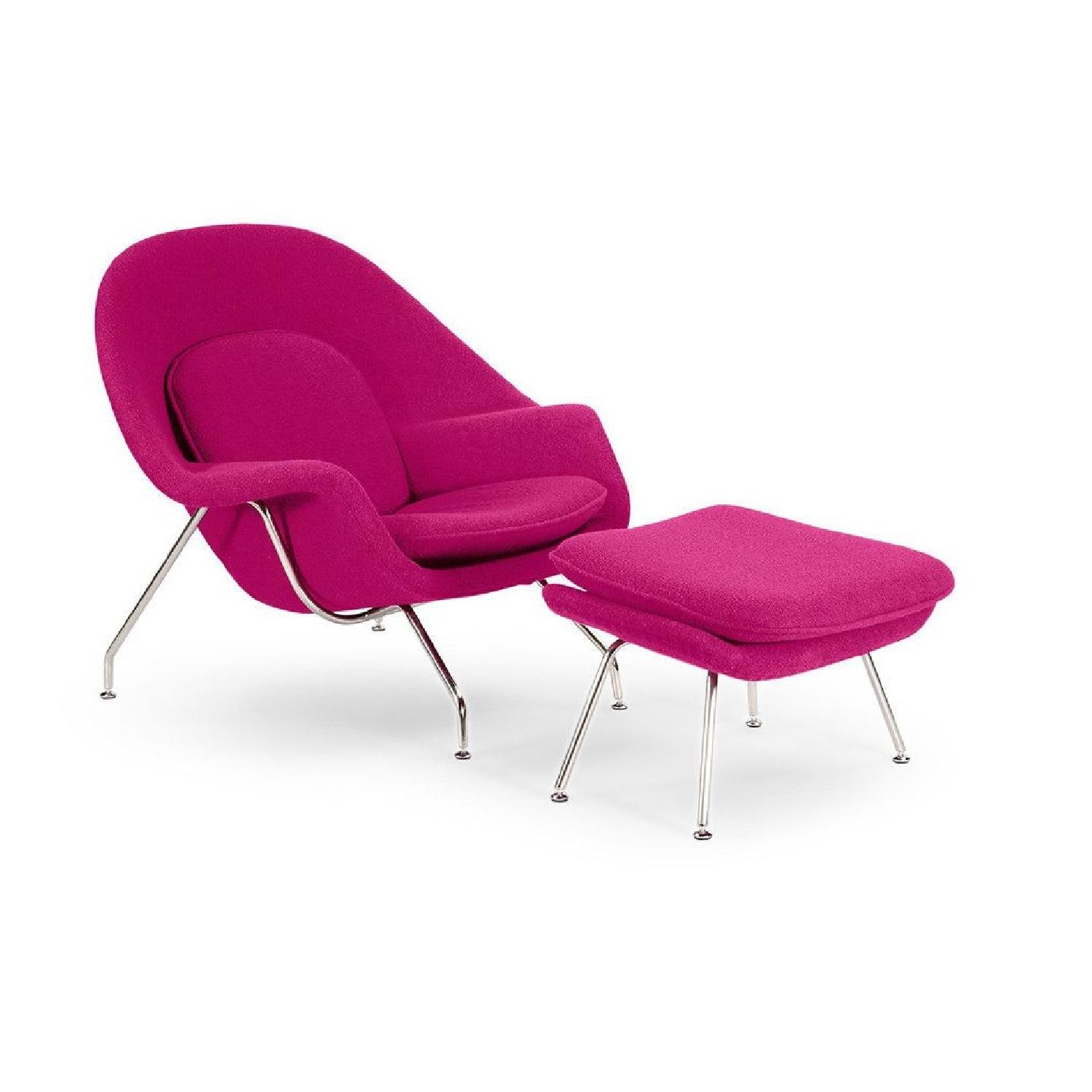 dwr womb chair louis arm rove concepts retro modern lounge and ottoman