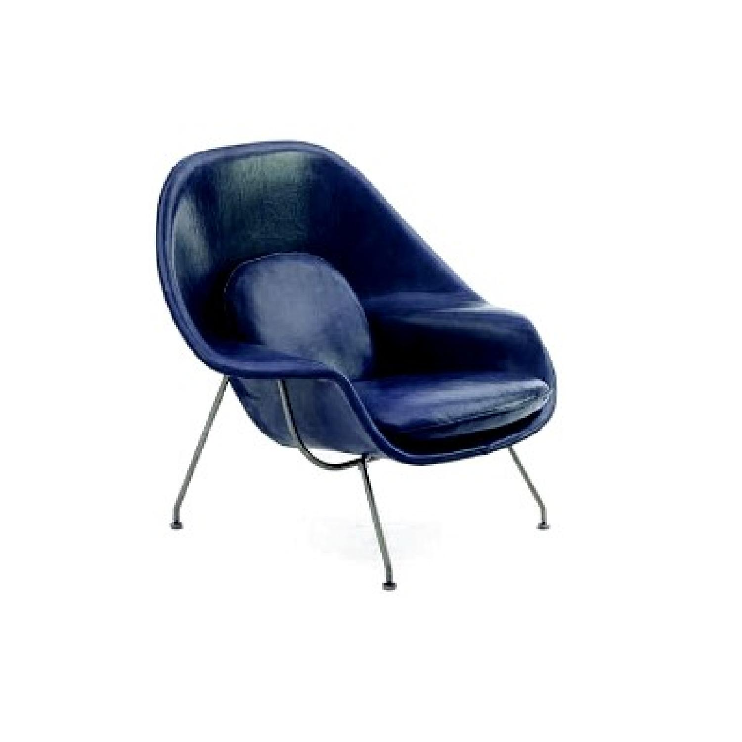 design within reach womb chair accent chairs home goods knoll eero saarinen leather aptdeco