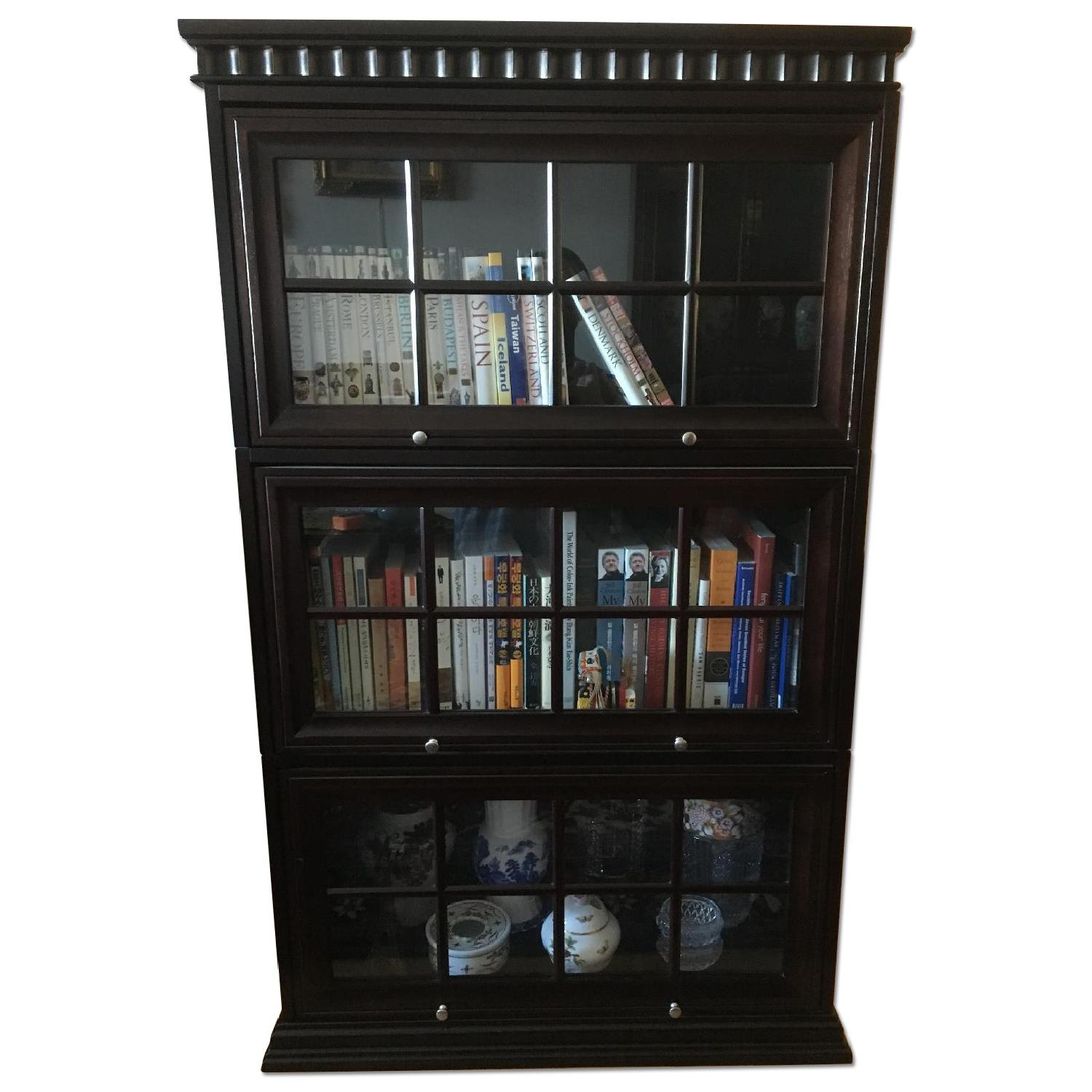 Bombay Company Stackable Barrister Bookcase