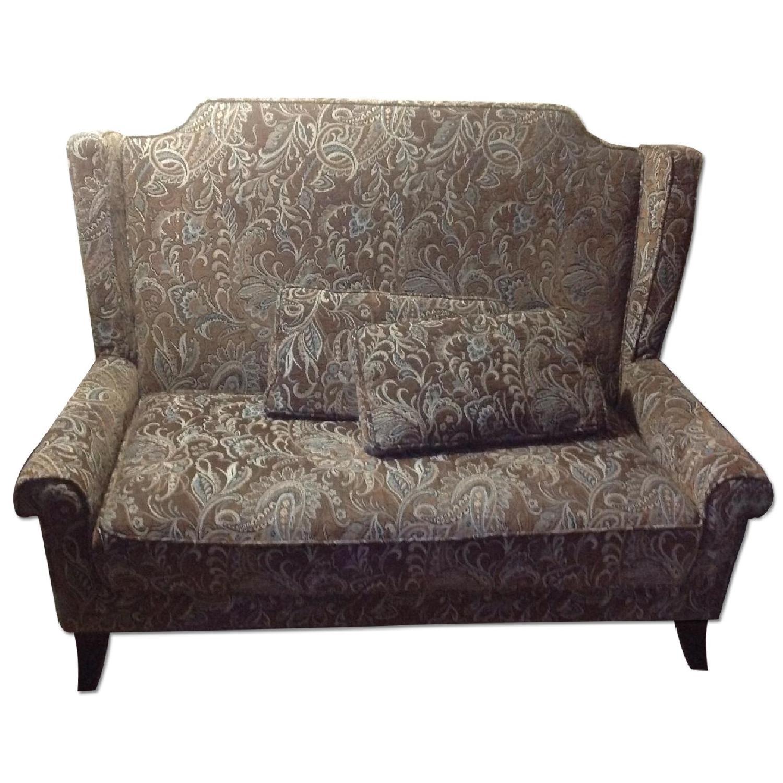 pier 1 sofa quality manufacturers edinburgh upholstered loveseat aptdeco
