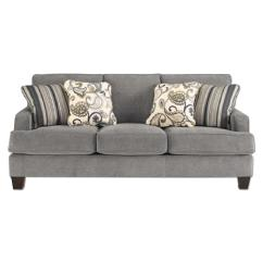 Harper Fabric 6 Piece Modular Sectional Sofa Small Circular Aptdeco - Sell Furniture