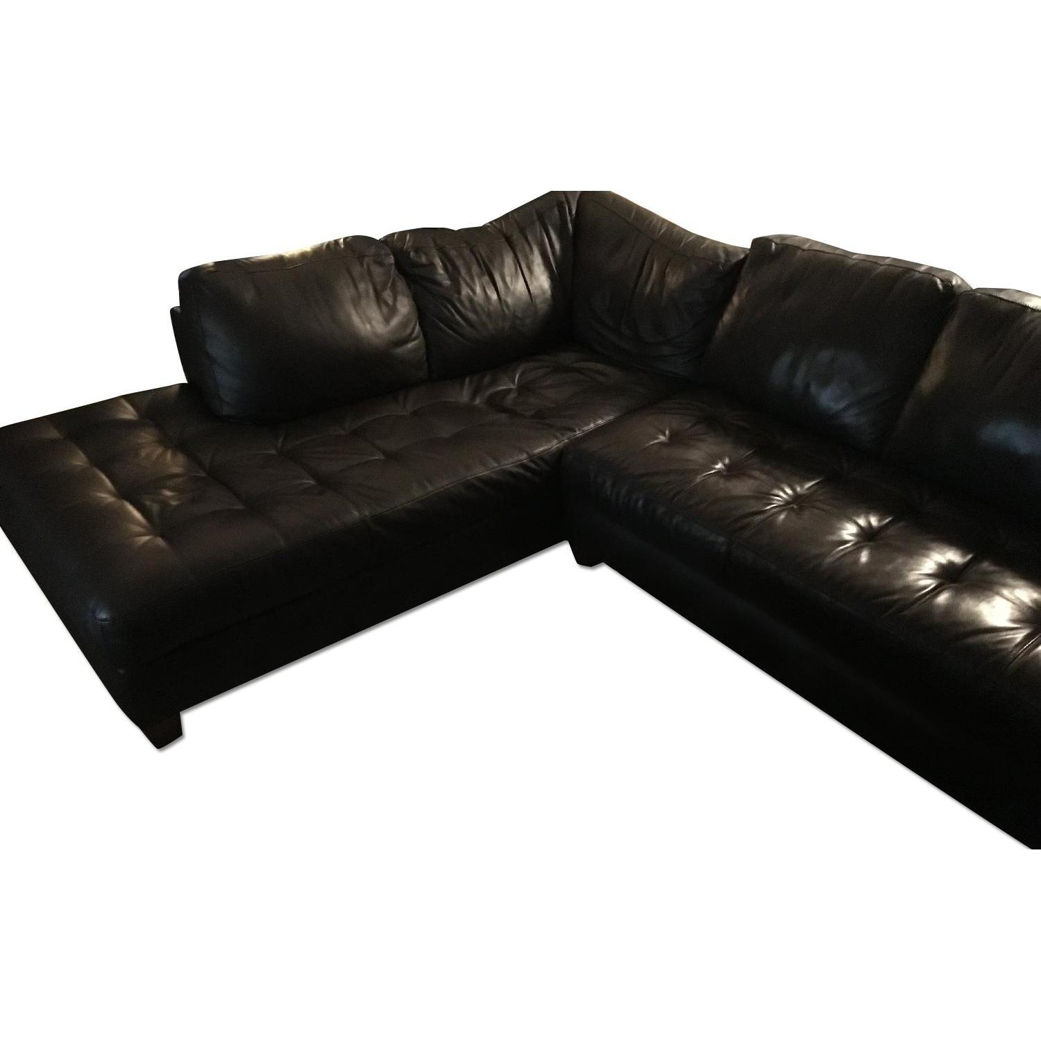 macys leather sofa with chaise furniture images macy 39s milano two piece sectional