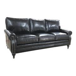Next Brompton Leather Sofa Dr Bronx Ny And More Black Aptdeco