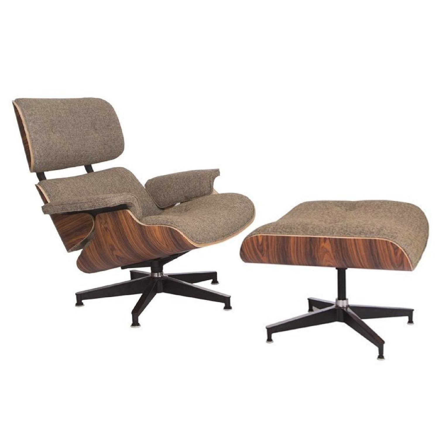 microfiber club chair with ottoman havertys dining room chairs chaise lounge aptdeco
