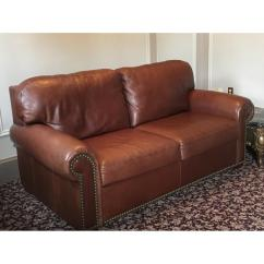 American Leather Sleeper Sofa Full Size Lazy Boy Reviews Baci Living Room