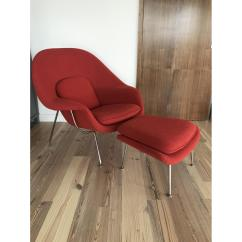 Dwr Womb Chair Unusual Comfy Design Within Reach Lounge Ottoman Aptdeco 0