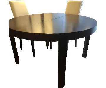 jensen lewis sleeper sofa price dark brown set furniture for sale aptdeco atelier extension dining table w 6 chairs
