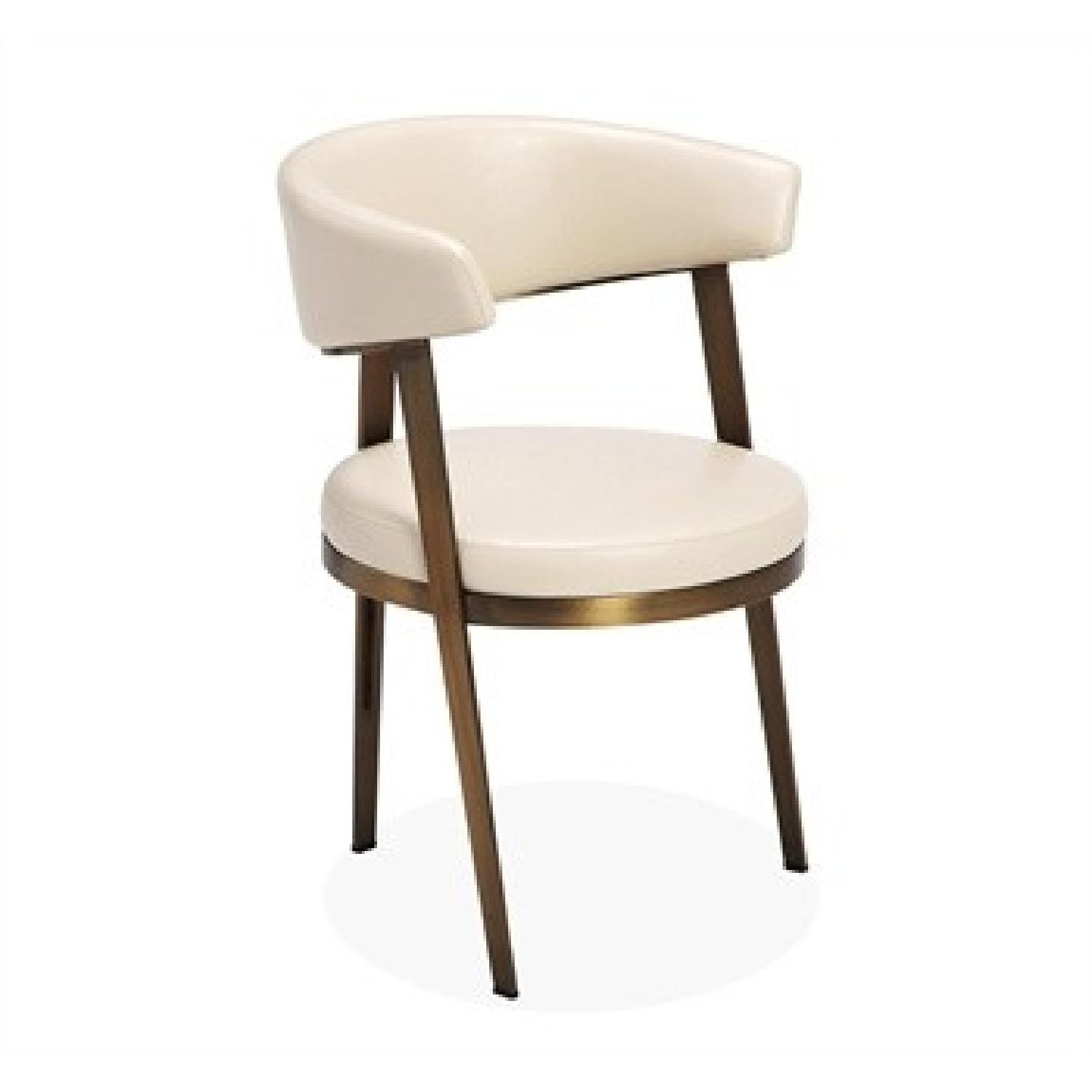 Dining Chair Dimensions Interlude Home Adele Dining Chairs