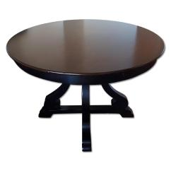 Pier One Round Chair Ergonomic Under 200 1 Kitchen Table W Metal Frame And Glass Top
