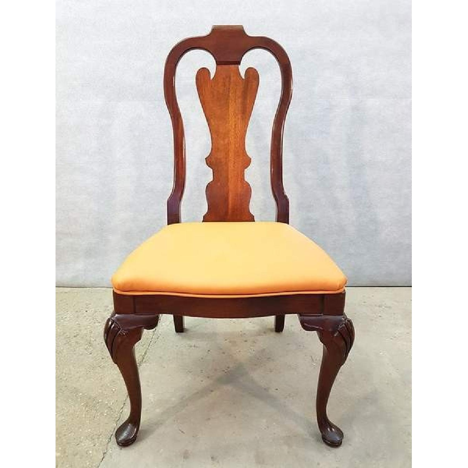 Antique Accent Chairs Antique French Chippendale Accent Chair