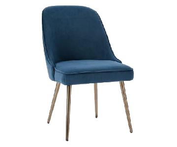 west elm everett chair gym total body workout reviews furniture for sale aptdeco mid century upholstered dining chairs