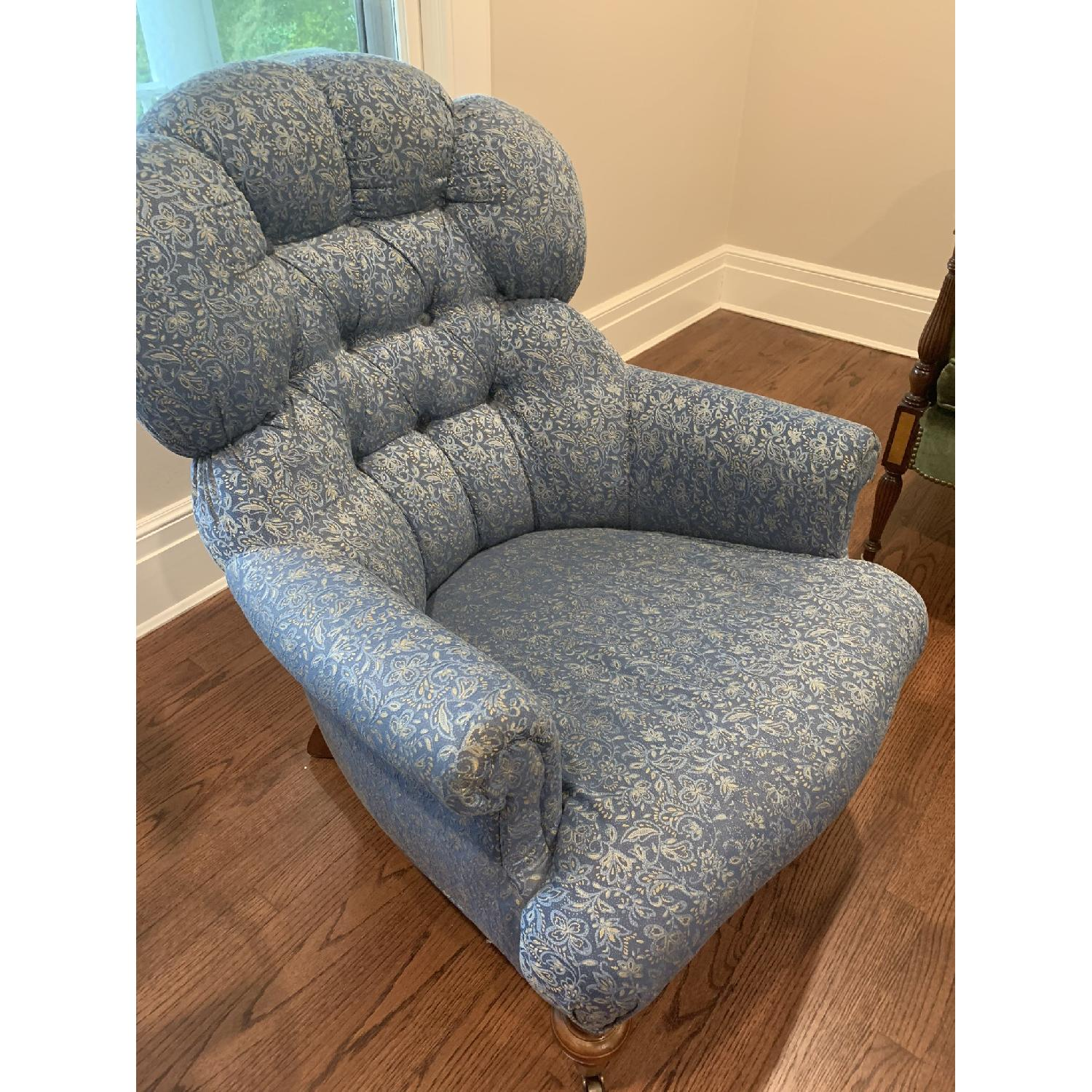 Ethan Allen Club Chairs Ethan Allen Custom Club Chair