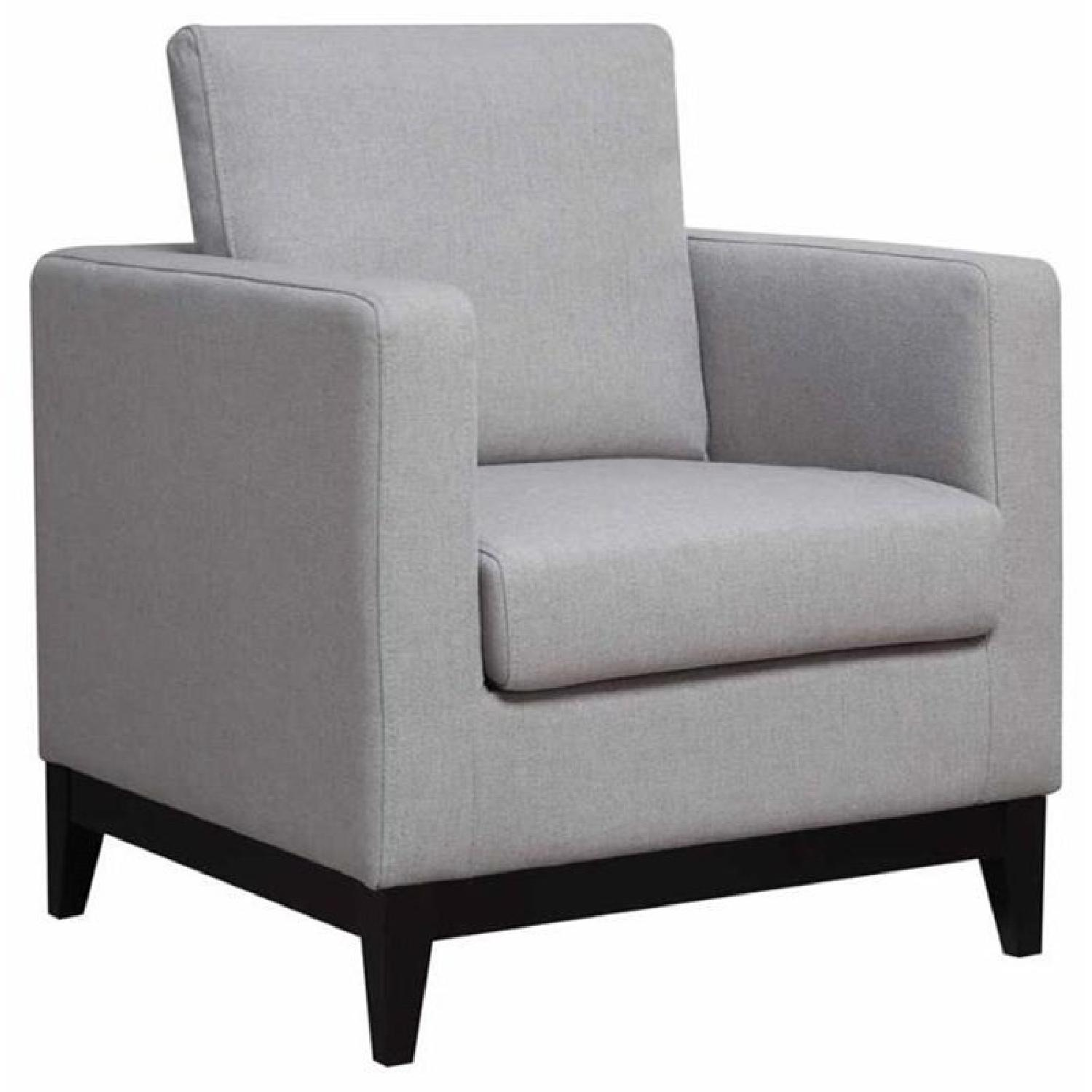 contemporary accent chairs with arms tiffany blue chair covers for sale modern style square and frame in