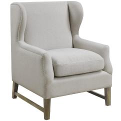Accent Wingback Chairs Wedding Chair Covers Hire Sydney W Design And Nailhead In Aptdeco
