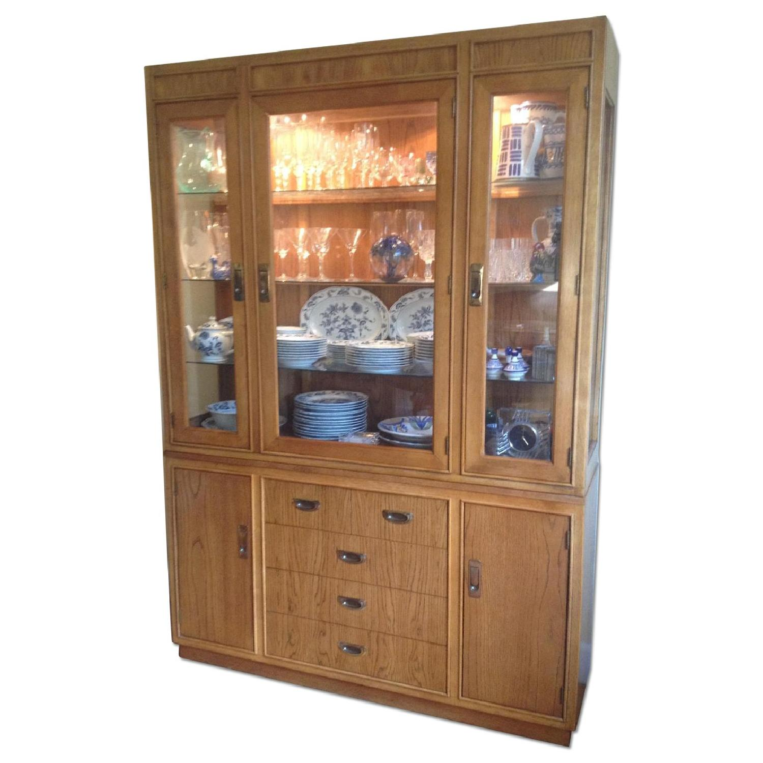 Used sideboards  credenzas for sale in NYC  AptDeco