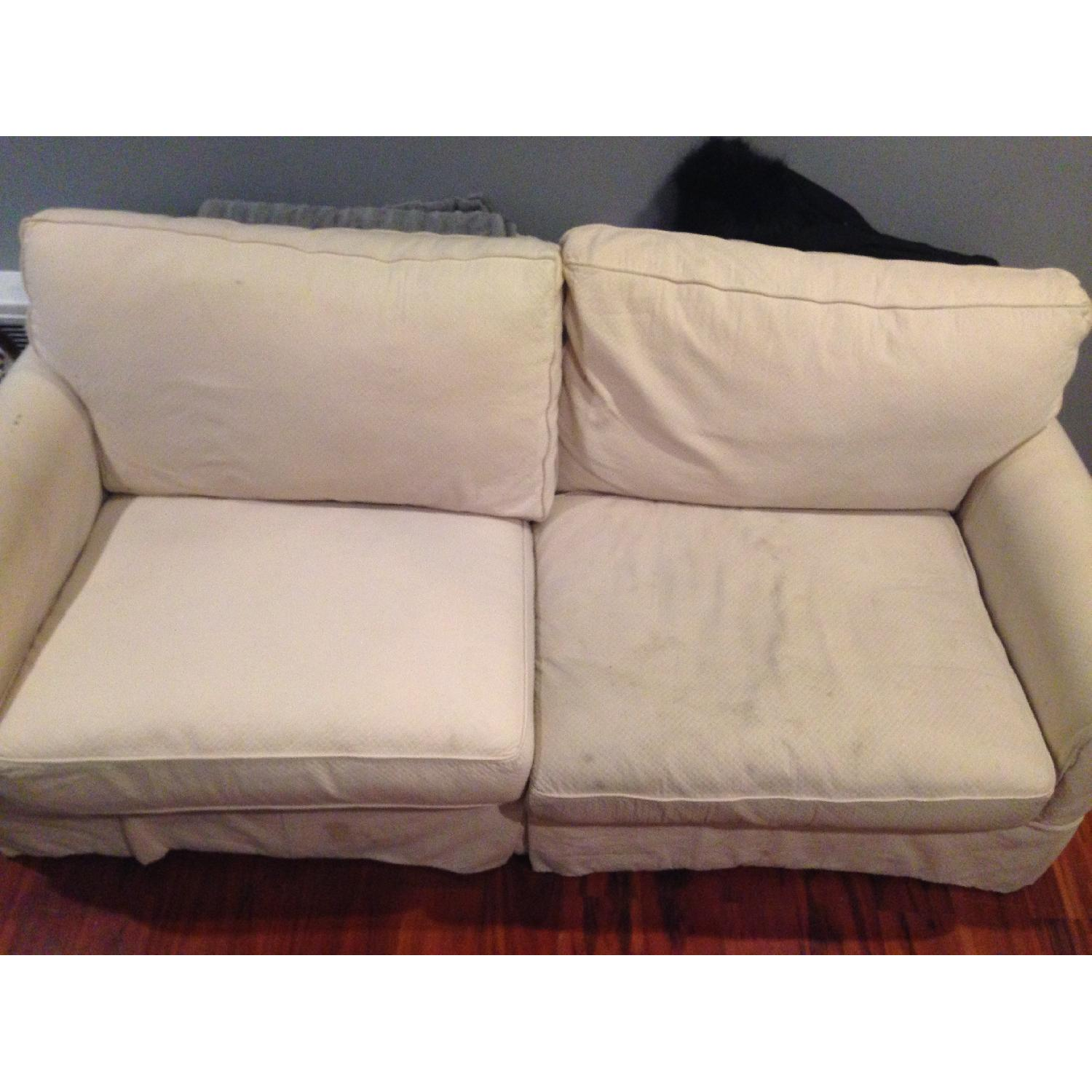 sofa covers pottery barn lightweight used sleeper sofas for sale in nyc aptdeco