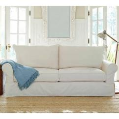 Sofa Covers Pottery Barn Leather Lounge Beds Used Sleeper Sofas For Sale In Nyc Aptdeco
