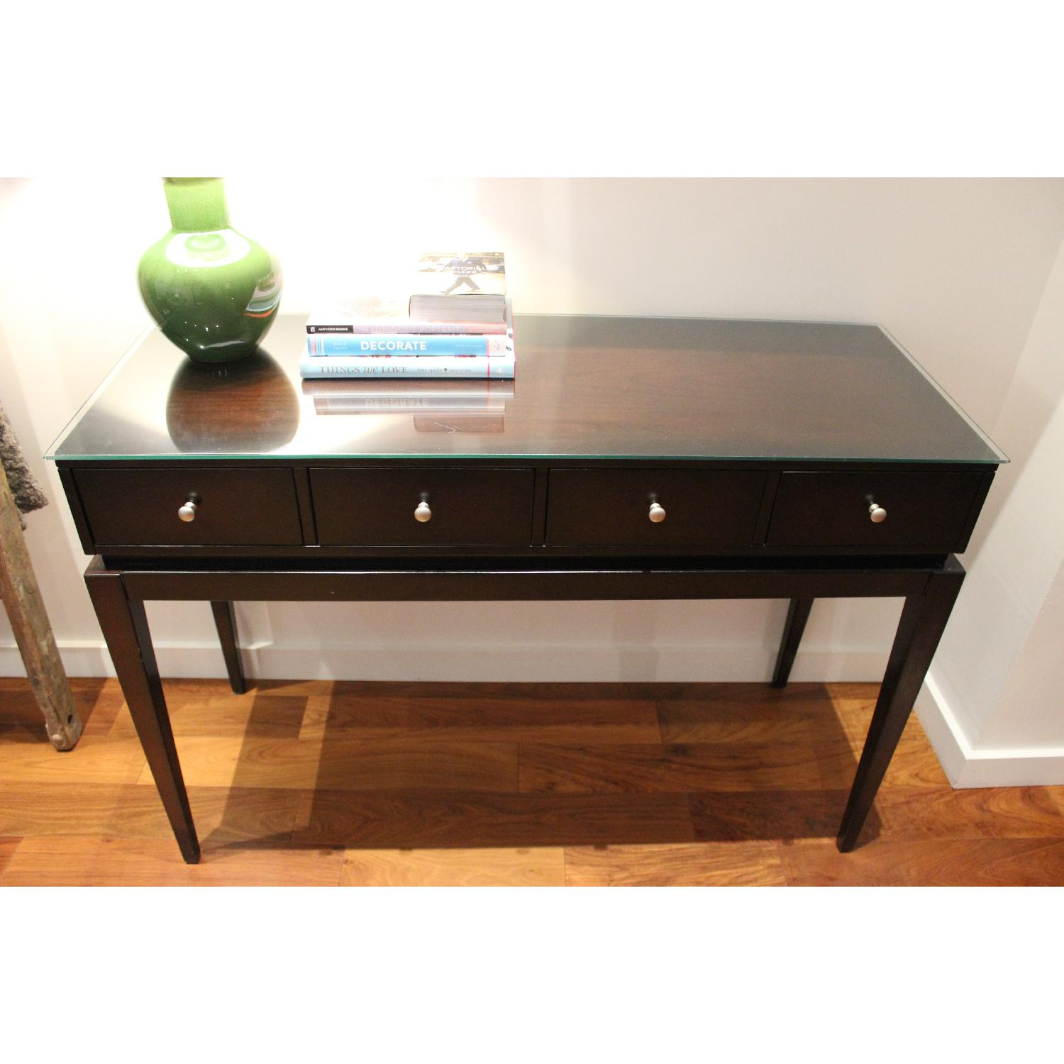 havertys newport sofa table world market luxe reviews used desks for sale in nyc aptdeco