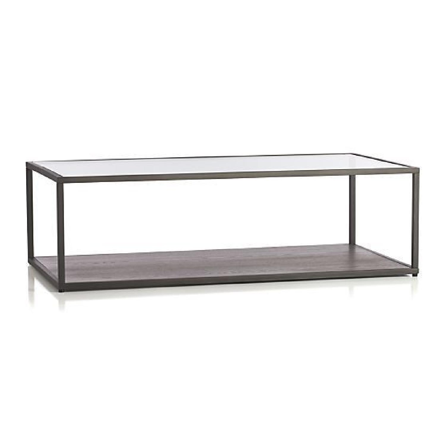 crate barrel switch coffee table