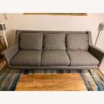 West Elm Carlo Mid Century Sofa Aptdeco