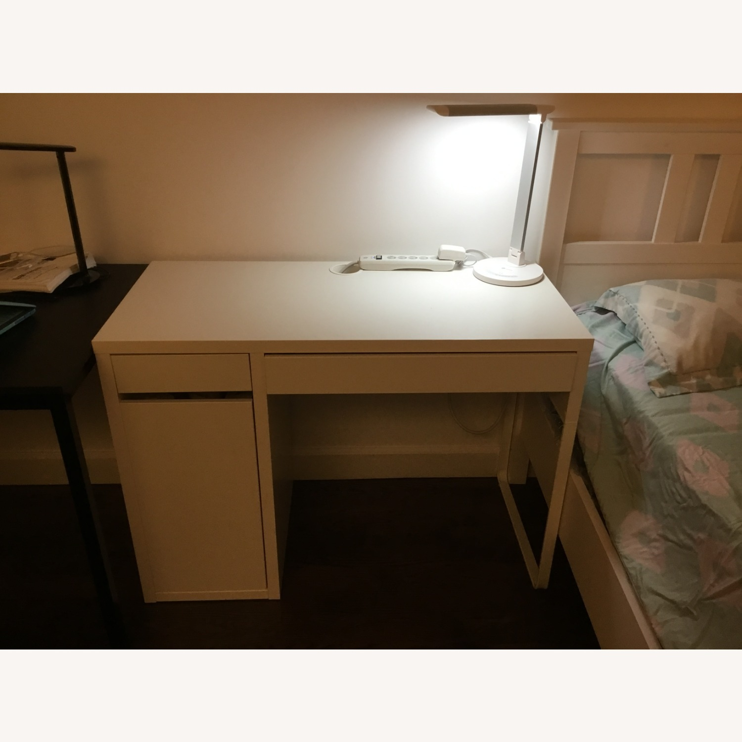 Ikea Office Desk White Aptdeco
