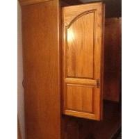 Broyhill Furniture Lighted Curio Cabinet - AptDeco