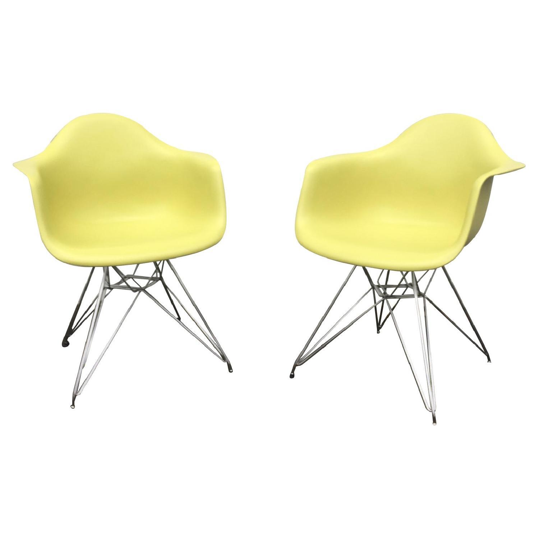 Vitra Charles Eames RAR Eiffel Chairs