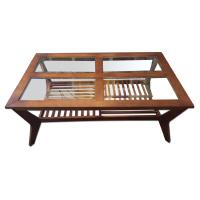Crate & Barrel Coffee Table - AptDeco