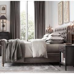 Raymour And Flanigan Leather Living Room Furniture Tile Floor Ideas For Restoration Hardware 19th C. Rococo Iron & Smoke - Aptdeco
