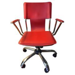 Dorado Office Chair Walmart Chairs W Fixed Padded Arms Chrome Aptdeco Slide