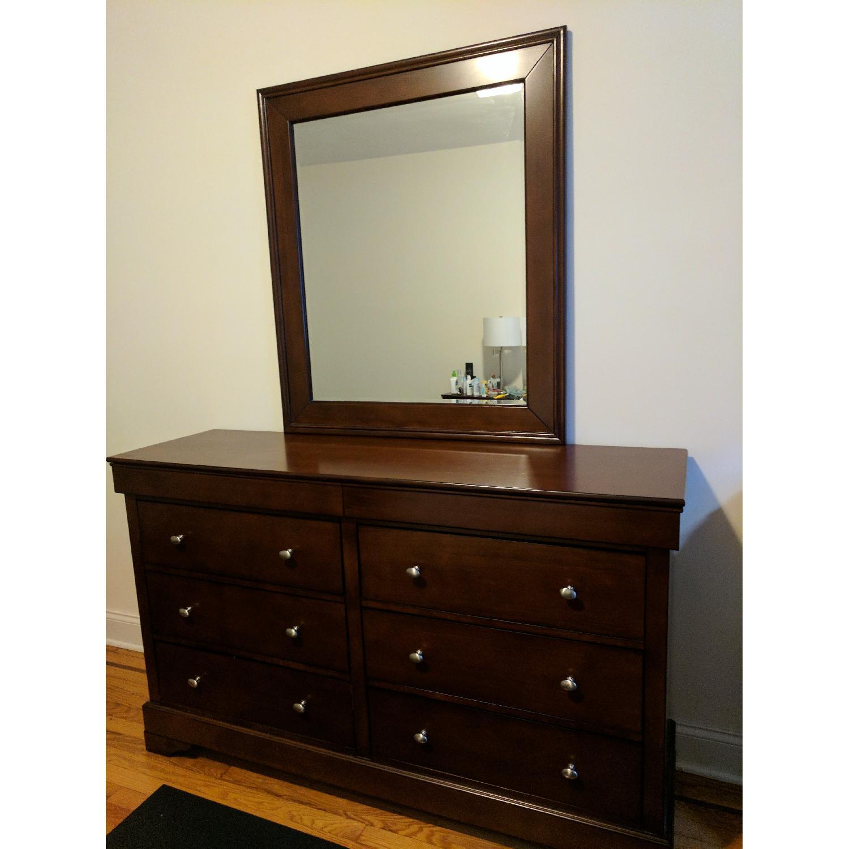 costco hudson dresser w mirror
