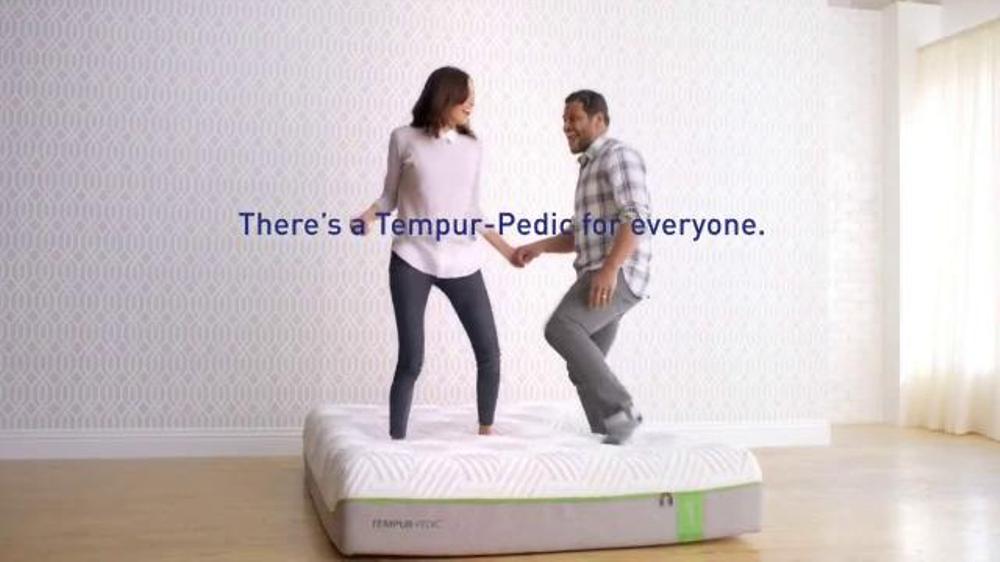 TempurPedic TV Commercial Theres a TempurPedic Bed