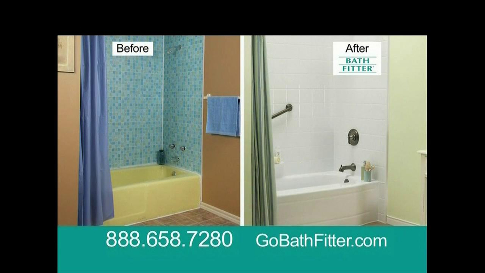 Bath Fitter TV Commercial Colors And Styles ISpottv