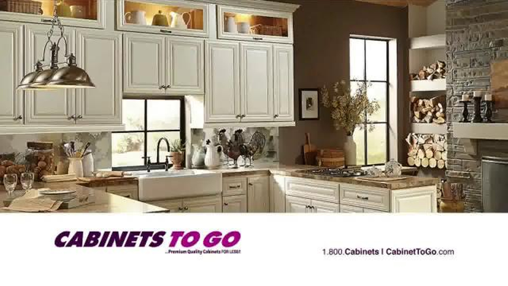Cabinets To Go TV Commercial Save 1030 Off  iSpottv