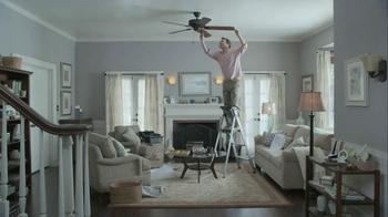 living room fans lowes small modern design ideas lowe s tv commercial ceiling fan ispot spot