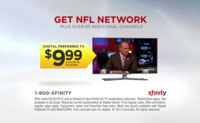 Xfinity Nfl Network Tv Commercial Can T Wait Ispot Tv
