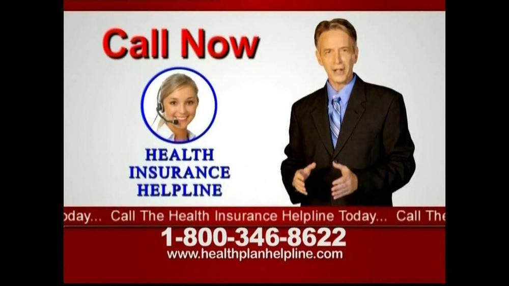 Health Insurance Helpline TV Commercials - iSpot.tv