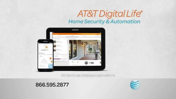 at t digital life smart security tv spot protect manage your home