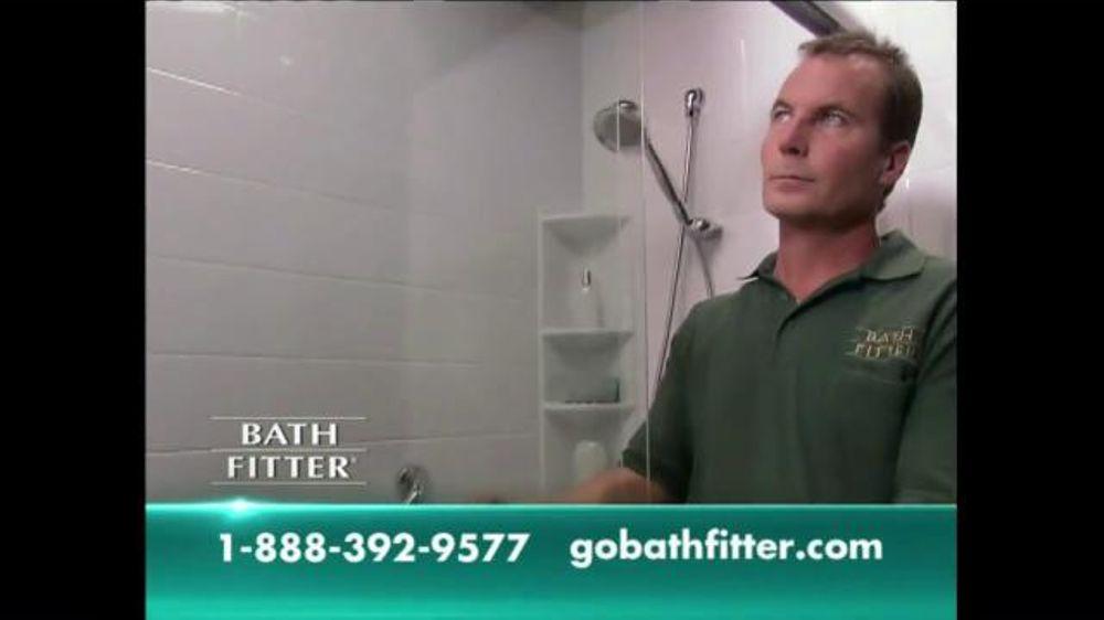 Bath Fitter TV Commercial Custom Bathtub ISpottv