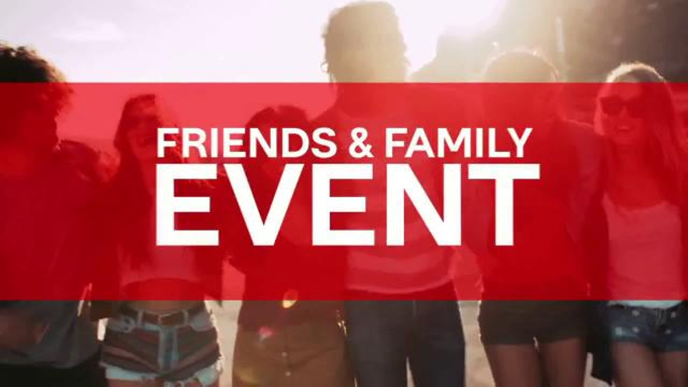 Ashley Homestore Friends  Family Event TV Commercial No