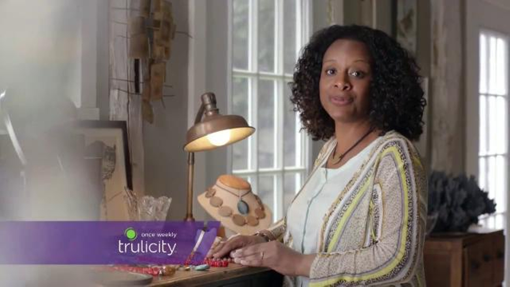 Trulicity TV Commercial Katherine  iSpottv