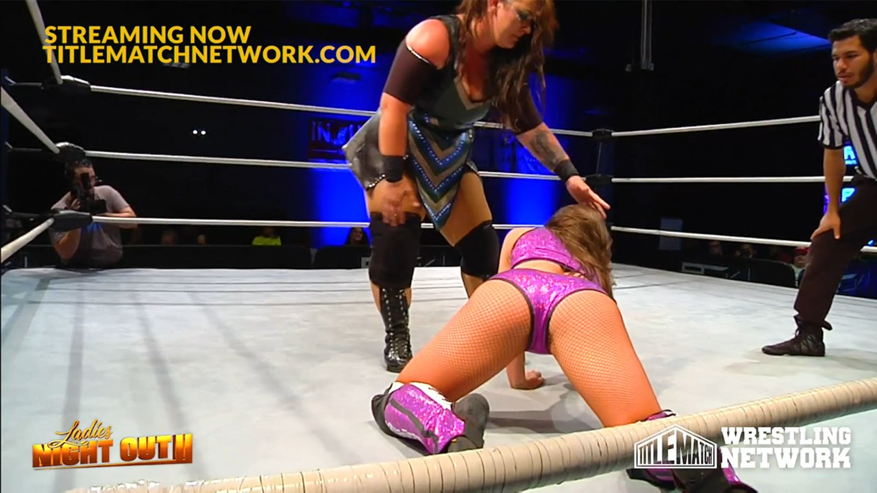 Ladies Night Out II Kylie Rae vs Sheeva 1st Round  Title Match Wrestling  Watch Online Free